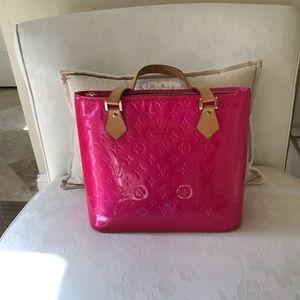 Louis Vuitton Monogram Vernis handbag w/ dust bag